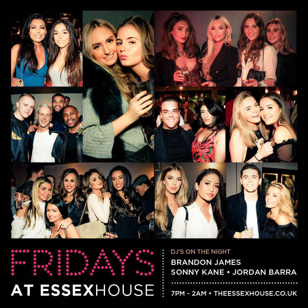 Fridays at Essex House Mar 18 A6 Sq 20%