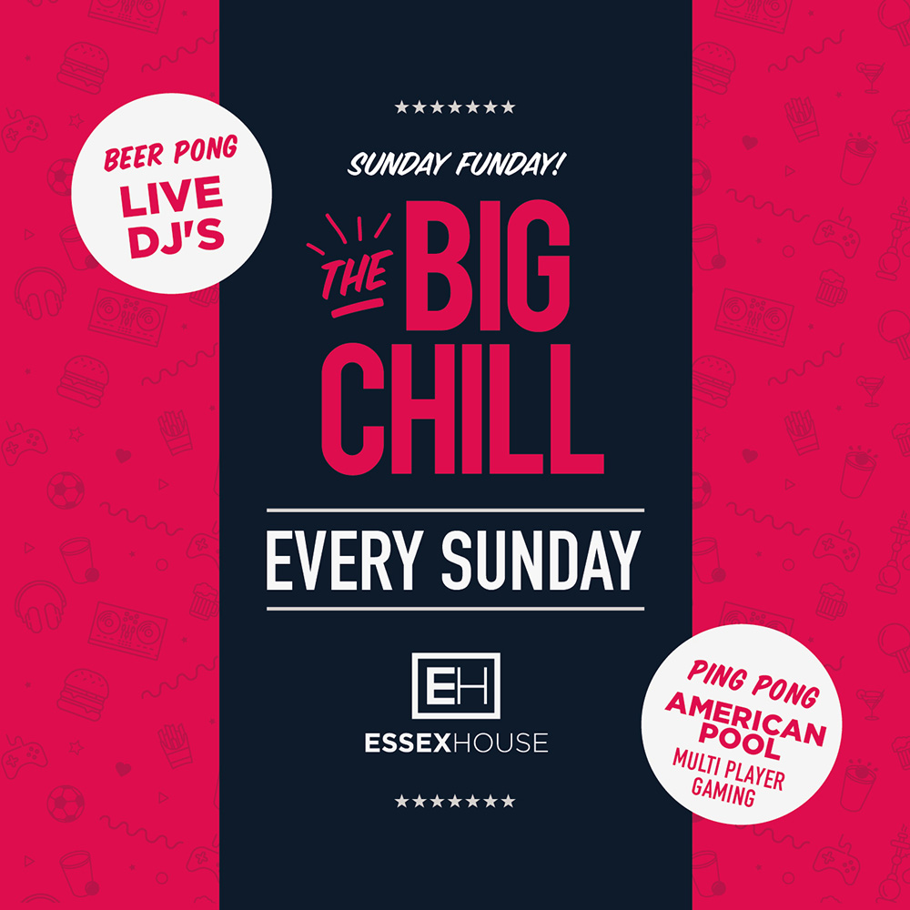 The Big Chill at Essex House Generic 16 A6 sq