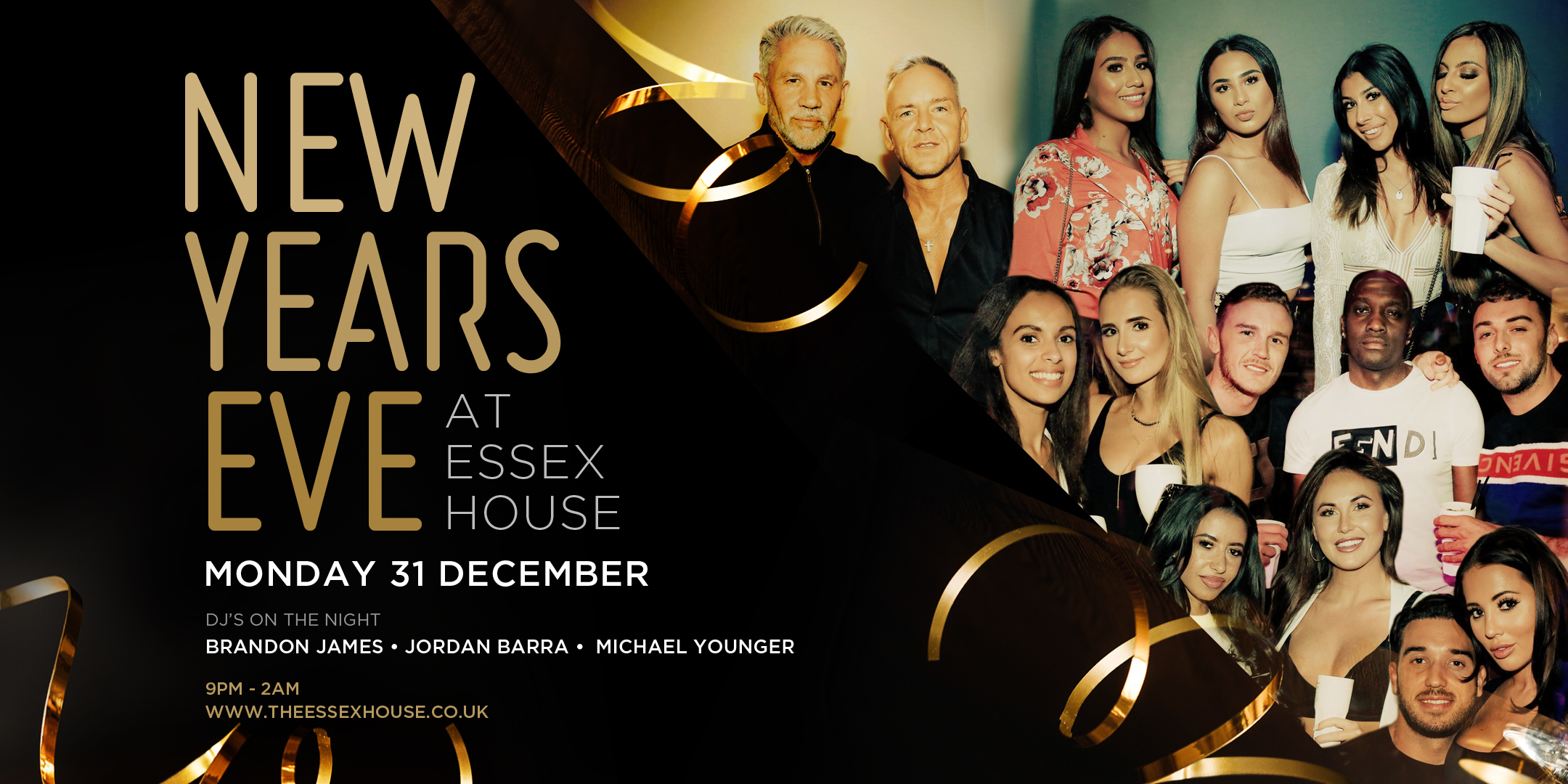 NYE 2018 at Essex House Tkt site