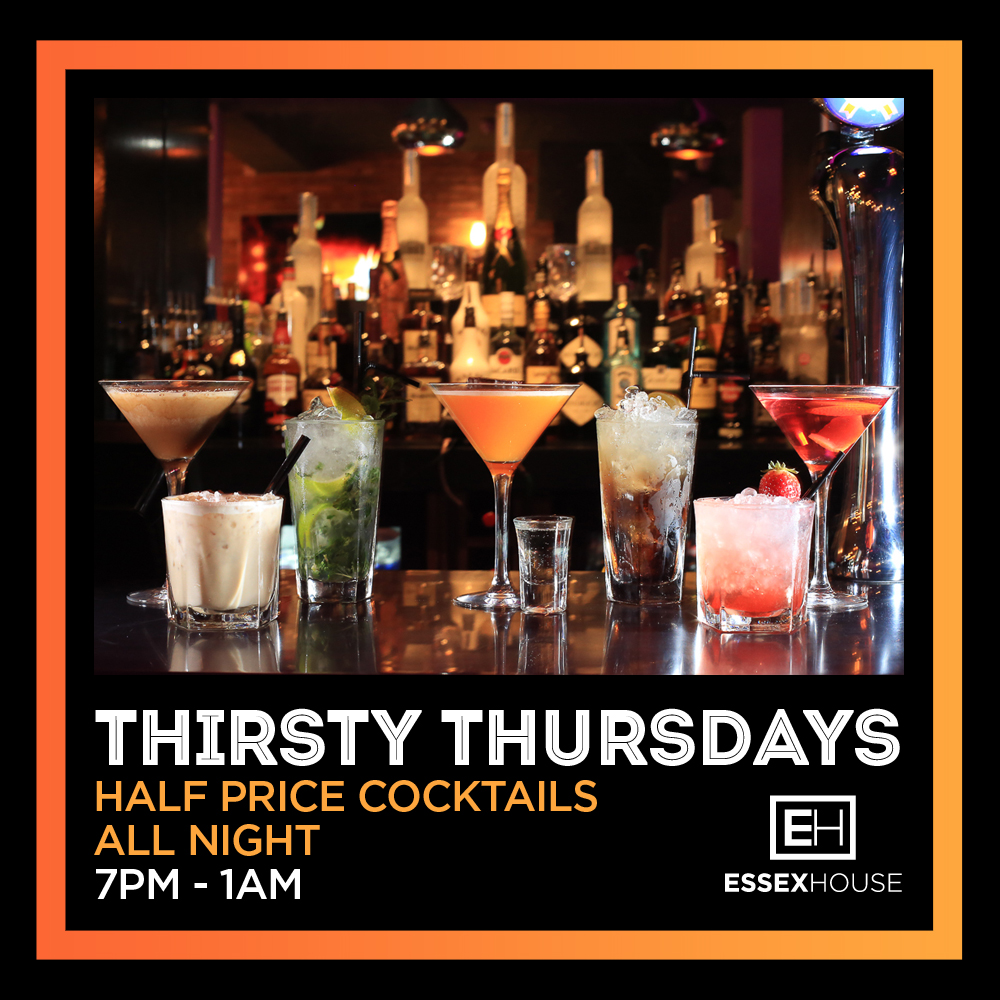 EH Thirsty Thursdays 19 Sq (20%)